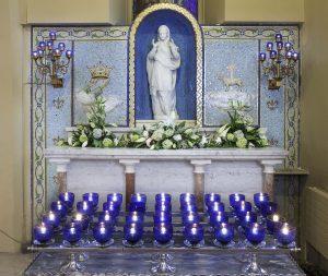 Our Lady's Altar Knock Parish Church