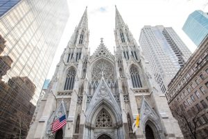 St. Patrick's Cathedral New York City