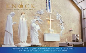 Knock Shrine Apparition Chapel
