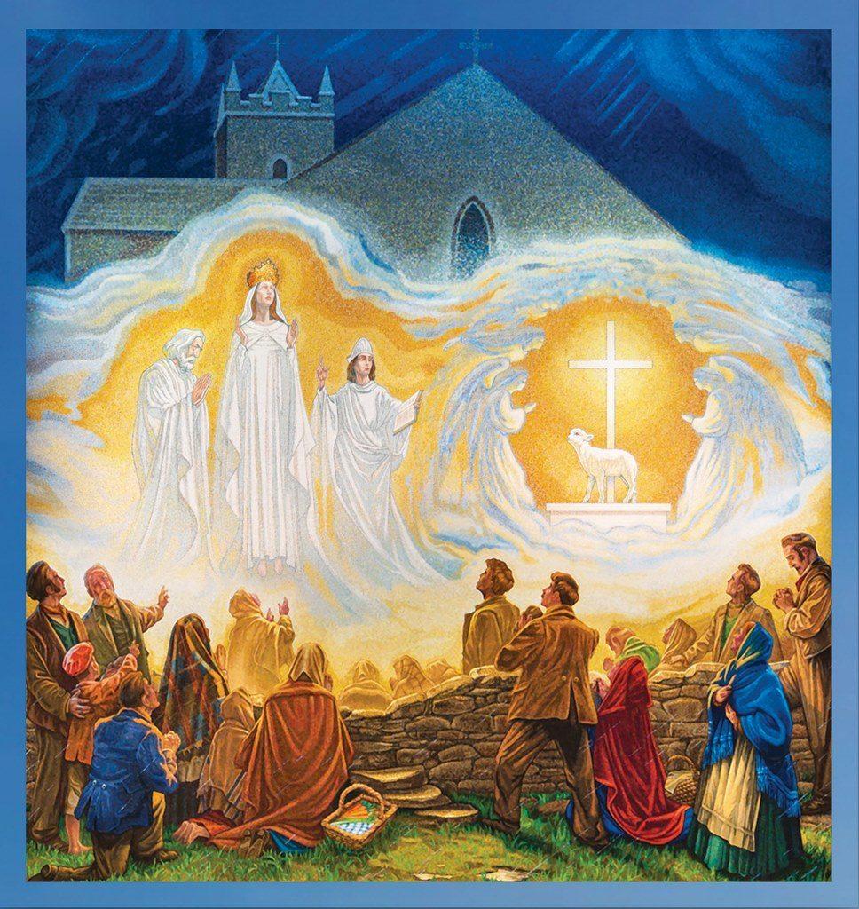 Apparition Mosaic