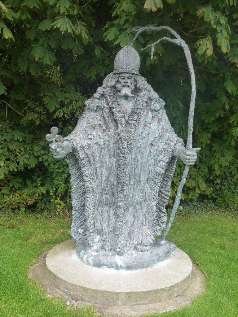 Statue of St Patrick