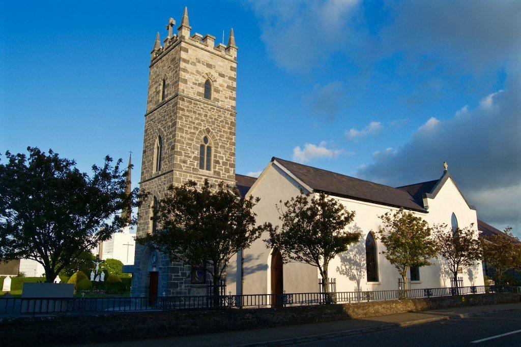 Knock Parish Church & Shrine