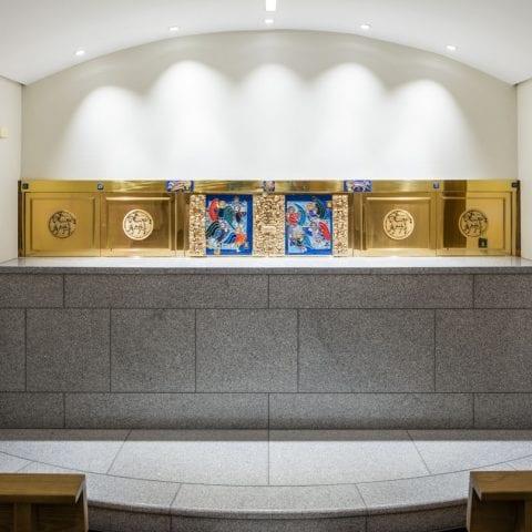Tabernacle by Patrick Mc Elroy
