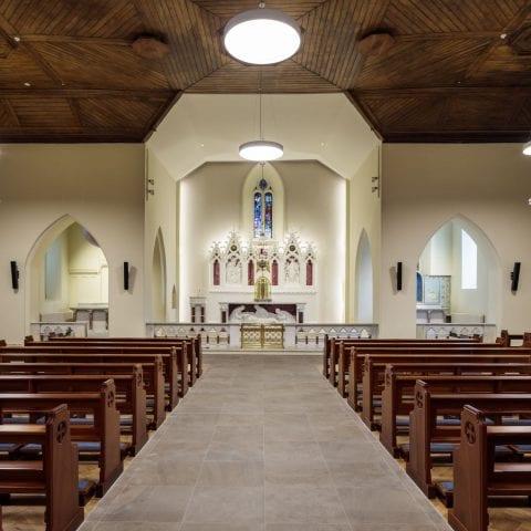 High altar parish Church