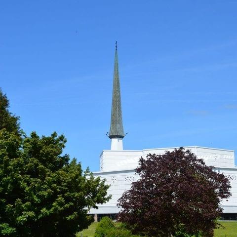 Basilica spire